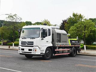 中联重科 22MPa东风底盘 车载泵
