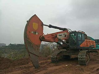 斗山DX500-9C-OEM挖掘机