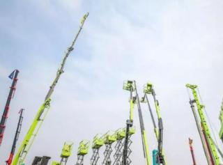 中联重科 ZS0407DC 高空作业机械