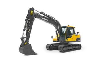 沃尔沃 EC120DL 挖掘机