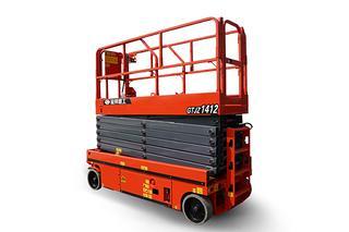 星邦重工GTJZ1412高空作业机械