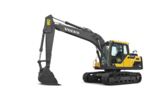 沃尔沃 EC140D 挖掘机
