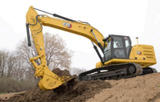 卡特彼勒 326 挖掘机