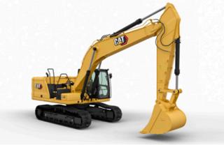 卡特彼勒 新一代Cat®326GC液压 挖掘机