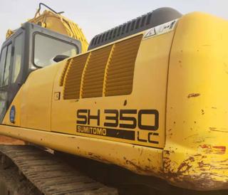 住友SH350LC-5挖掘机