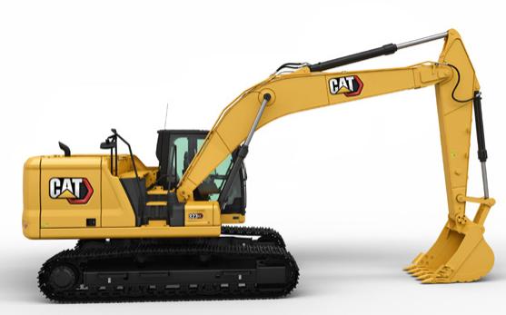 卡特彼勒新一代Cat®323GC液压挖掘机