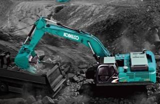 神钢SK495D SuperX挖掘机