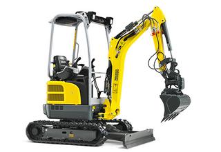 威克诺森EZ20挖掘机