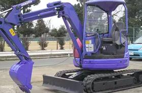 小松PC30UU-5挖掘机