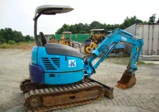日立ZX20UR挖掘机