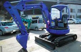 小松PC38UU-5挖掘机