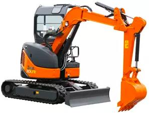 日立ZX30UR-3挖掘机