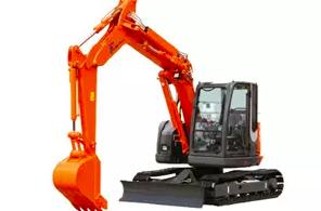 日立ZX75UR-3挖掘机