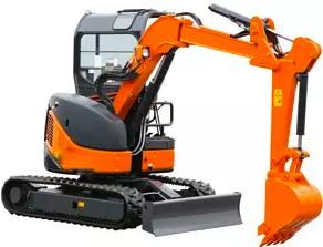 日立ZX40UR-3挖掘机