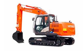 日立ZX130K-3挖掘机