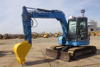 小松PC78US-6N0挖掘机