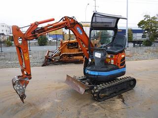 日立ZX15UR挖掘机