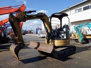 卡特彼勒303C SR挖掘机