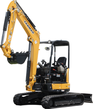 洋马VIO35-6挖掘机