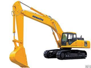 小松PC450-10挖掘机