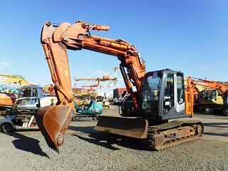 日立ZX135USOS-3挖掘机