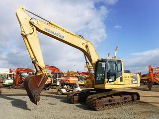 小松PC220-8N1挖掘机