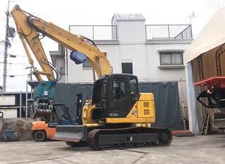 住友SH135X-3B挖掘机