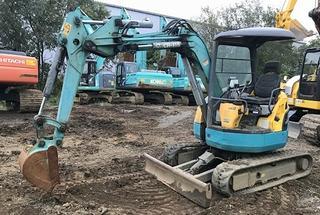 久保田 RX-305 挖掘机图片