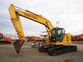 住友SH225X-3B挖掘机
