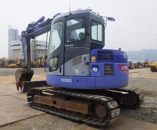 小松 PC78UU-8 挖掘機圖片