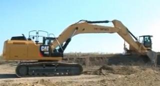 卡特彼勒336ELH挖掘机