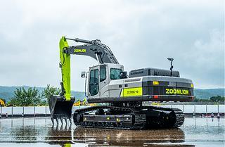 中联重科ZE365E-10挖掘机
