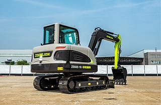 中联重科ZE60E-10挖掘机