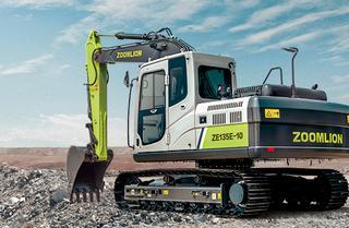 中联重科 ZE135E-10 挖掘机