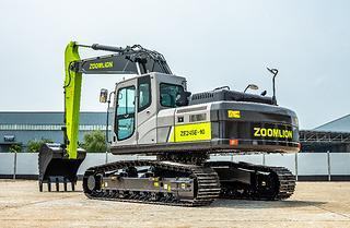 中联重科ZE245E-10挖掘机