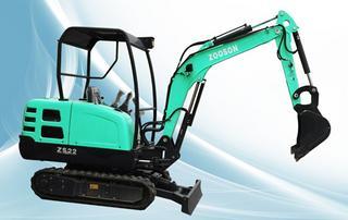 早山重工 ZS22S 挖掘机