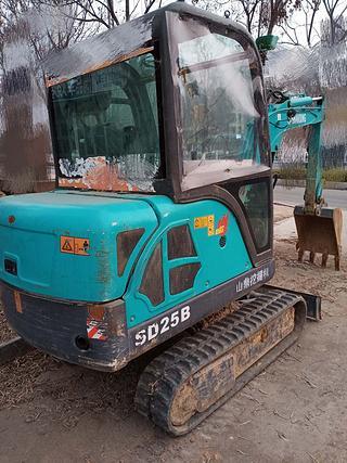 shandingSD25B挖掘机