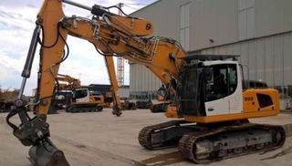 利勃海尔 R922 挖掘机