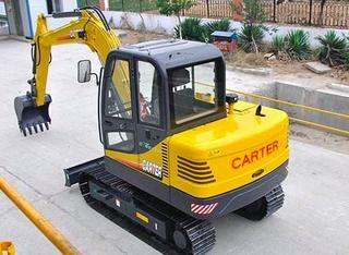 卡特重工CT70-8A挖掘机