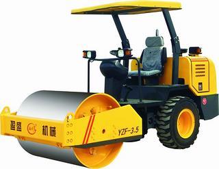 洛阳盈盛 YZF-3.5 压路机
