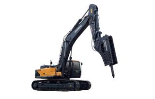 现代R495LVS挖掘机