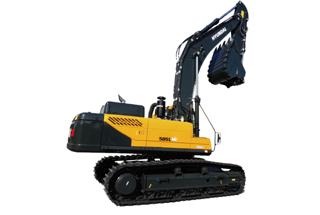 现代R505LVS挖掘机