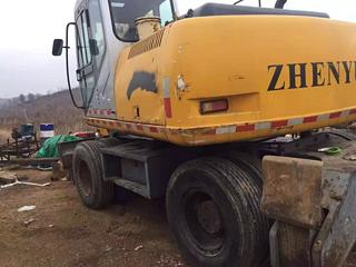 合肥振宇ZY160W挖掘机