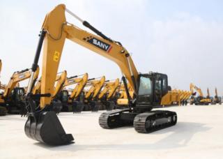 三一重工SY200C Pro挖掘机