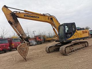 国机重工ZG3235-9挖掘机
