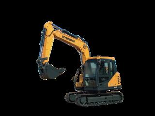 现代 R75VS 挖掘机