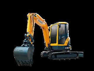 现代 R35-9VS 挖掘机