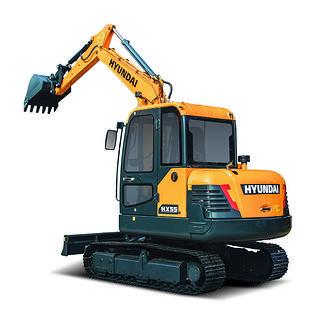 现代 HX55 挖掘机