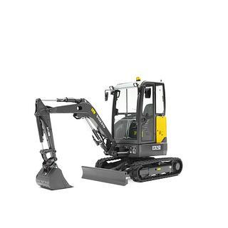 沃尔沃 ECR25D 挖掘机