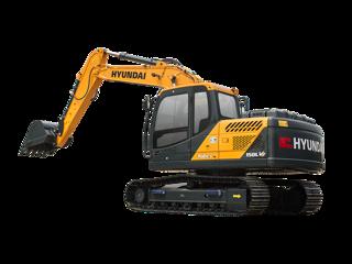 现代 R150LVS 挖掘机